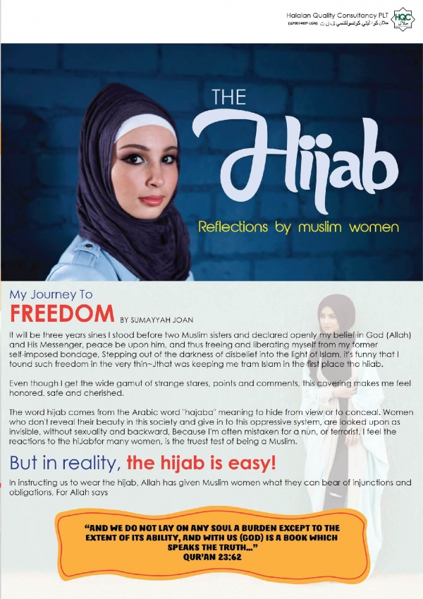 THE HIJAB - REFLECTIONS BY MUSLIM WOMEN