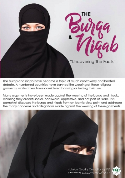 THE BURQA & NIQAB